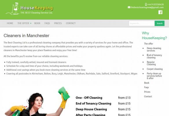thebestcleaningltd.co.uk