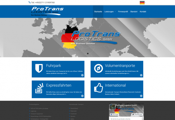 protranslogistics.de